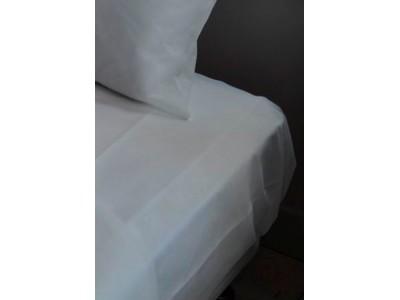 linge de lit jetable al se drap prot ge oreiller housse de couette. Black Bedroom Furniture Sets. Home Design Ideas