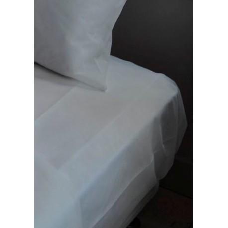 drap housse de matelas jetable r sistant 1 personne modes lignes. Black Bedroom Furniture Sets. Home Design Ideas