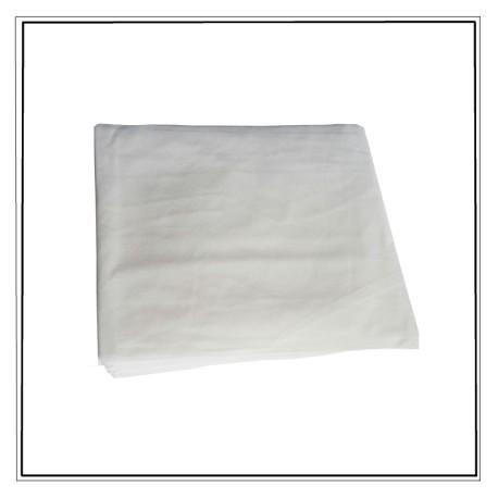 Drap plat pour lit 1 personne 90 cm