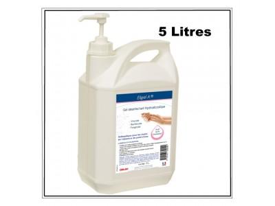 5 litres de Gel Hydroalcoolique