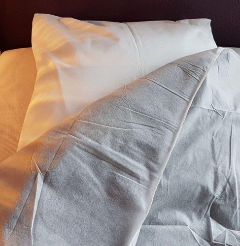 linge de lit à usage unique Modes Lignes